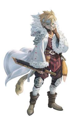 ArtStation - Last survivor, Soyun Won Fantasy Character Design, Character Creation, Character Concept, Character Inspiration, Character Art, Concept Art, Dungeons And Dragons Characters, Dnd Characters, Fantasy Characters