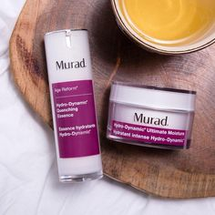 We're fallin' for hydration this season! #muradskincare