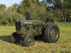 Minneapolis Moline : Antique Tractors : Gary Alan Nelson Photography