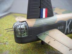 Vickers Wellington 1/48 Scale Model