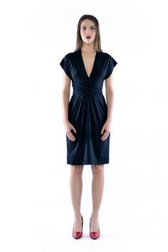 Creative Dress Midi - Multistylizacyjna suknia - Wiele sukienek w jednej Blond, Dresses For Work, Forget, Fashion, Moda, Fashion Styles, Fashion Illustrations
