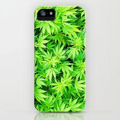 Mary Marijuana Jane iPhone Case