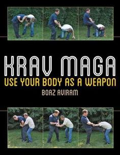 The noncompetitive self-defense technique known as Krav Maga originally began in the Israeli Defense Force, of which author Boaz Aviram has been a long-standing member. Krav Maga combines fighting tec
