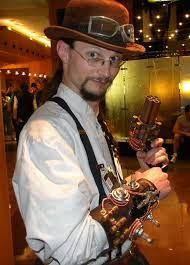 steampunk inventor - Google Search
