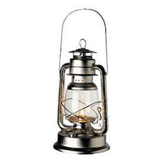Lampe tempête Dietz - L'authentique lampe de mineurs pour éclairer le jardin par tous les temps - 34,95 €