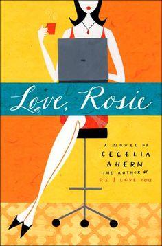 April - Love, Rosie by Cecelia Ahern