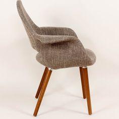 ++ brown organic chair