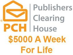 Image result for PCH Sweepstakes