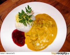 Divoká dýňová omáčka Thai Red Curry, Ethnic Recipes, Food, Meal, Essen, Hoods, Meals, Eten