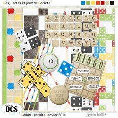 FREE Le blog du forum DCS: Dés, Cartes et jeux de Société