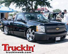 LOWERED CHEVY TRUCK - Chevrolet Wallpaper ID 645517 - Desktop Nexus Cars