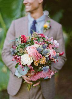 22 Pretty Perfect Wedding Bouquets