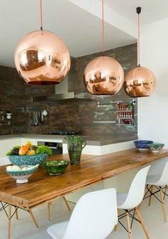 Inspiration Board Images: Organic Modern Dining Rooms | Apartment Therapy