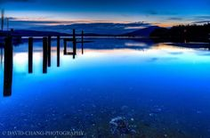 The Blue Hour in Crofton. Photo courtesy of David Chang Photography.