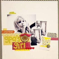 Mandy Koeppen's Gallery: : Gpa's Girl *AMERICAN CRAFTS*
