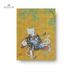 Nekomata originates from Japanese and Chinese folklore. They're referred to as a Yokai, which best can be translated to a kind of spirit or ghost. There are several stories of the Nekomata and their origins. Commonly Nekomata is a cat which had a long life and at some point transforms into a yokai with two tails. The two tails are a significant characteristic for the depiction of a Nekomata and they're told to be a powerful spirit that possesses many abilities. Origins, Folklore, Two By Two, Chinese, Spirit, Japanese, The Originals, Cats, Life