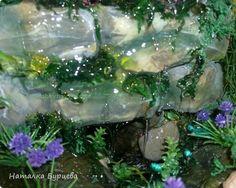 Декоративный фонтан своими руками | Урожайная дача, интернет журнал, все о даче