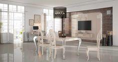 estilo neoclasico diseño interior - Buscar con Google