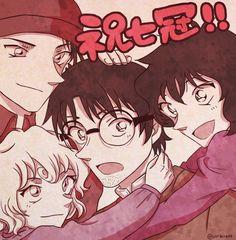 Family reunion? - by Ponburu (ぽんぶる)