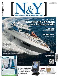 N&Y #Náutica y #Yates Magazine 1. Volvo Ocean Race. Transar AG2R. IMOCA Warm-Up. Tecnología. El hidrogenerador, esa  pequeña maravilla limpia.