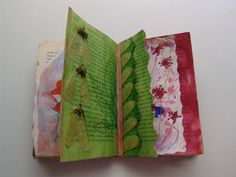 https://flic.kr/p/9DnVCi | Altered Book page