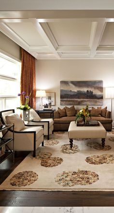 Home Interior Truly Elegant With Classic Design Concepts