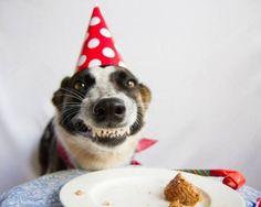 15.) Smile, birthday boy.