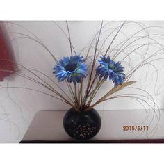 Adornos Arreglos Florales Exclusivos Para Mesa O Estantes - $ 400,00 en MercadoLibre