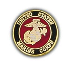 USMC Lapel Pin