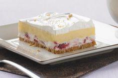 Strawberry Dream Squares recipe