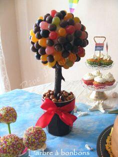 """Un tas de gourmandises pour l'anniversaire """"Chasse au trésor"""" de mon grand garçon ! - Paperblog"""