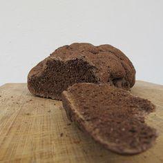 (FEITO e APROVADO) Pão de alfarroba