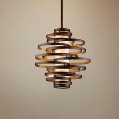 Corbett Vertigo Small Pendant Light