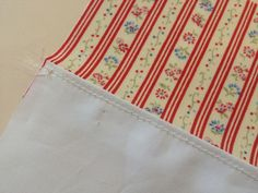 Nerdy sewing tips: Understitching – By Hand London