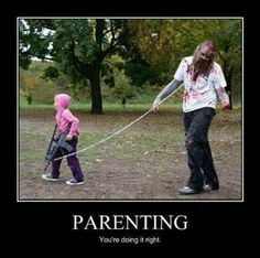 Lmao! Parenting win!