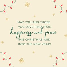 christmas card sayings wishes for 2018
