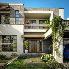 Home front design elevation modern house front elevation designs Front Elevation Designs, House Elevation, Contemporary House Plans, Modern House Plans, Modern Contemporary, House Front Design, Modern House Design, Door Design, Style At Home