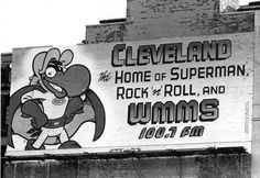 WMMS 100.7 FM Cleveland, Ohio Radio. Branded: 100.7 WMMS: The Buzzard. Current Slogan: Cleveland's Rock Station. Format: Hot talk/Active rock [HD-1], Alternative rock [HD-2].