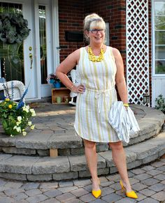 Old Navy Linen and I Sing like a Canary, | A Labour of Life