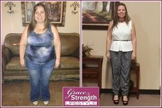Christian Weight loss Program - Before and After Pictures - Cady's Story