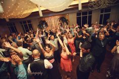 Obviously, guests at this wedding love everything about the happy couple, and the venue!! This gorgeous photo is from a wedding at University Park in Sarasota, Florida! Check out our country club venue, you don't have to be a member to get married here! #UniversityParkWeddings http://www.universitypark-fl.com/weddings/ Photo by Imely Photography