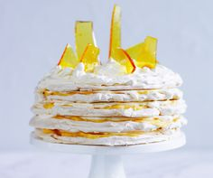 This is a fantastic dessert or celebration cake.