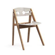 Stuhl Dining Chair von We Do Wood aus Dänemark. Aus nachhaltiger Herstellung wie alle Designer-Möbel aus diesem Hause - Møbla, Designer-Möbel im Online-Shop.
