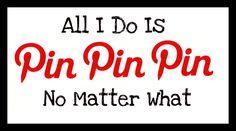 #Pinterest Got Pinterest on my mind, I can never get enough..