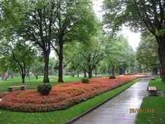 Secret gardens of the Kremlin - Moscow, RUSSIA