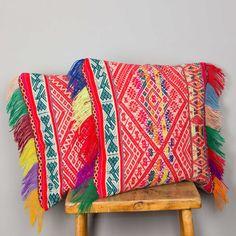 Pukahirka Cushion