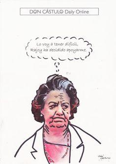 Don Cástulo: Malos augurios