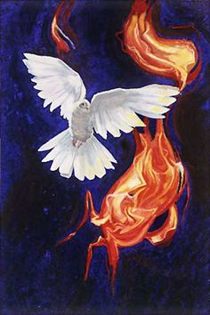 pentecost...No words needed Pentecost has come!