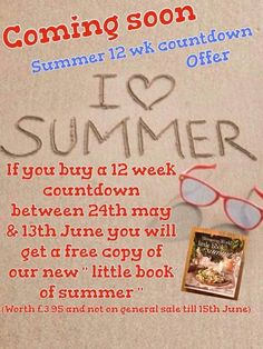 Great wee offer starting Monday