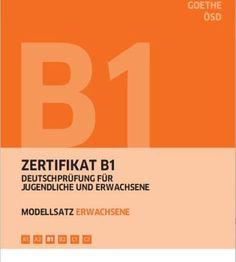 Подготовка к экзамену b1 по немецкому языку: примеры по всем частям и подробные ответы